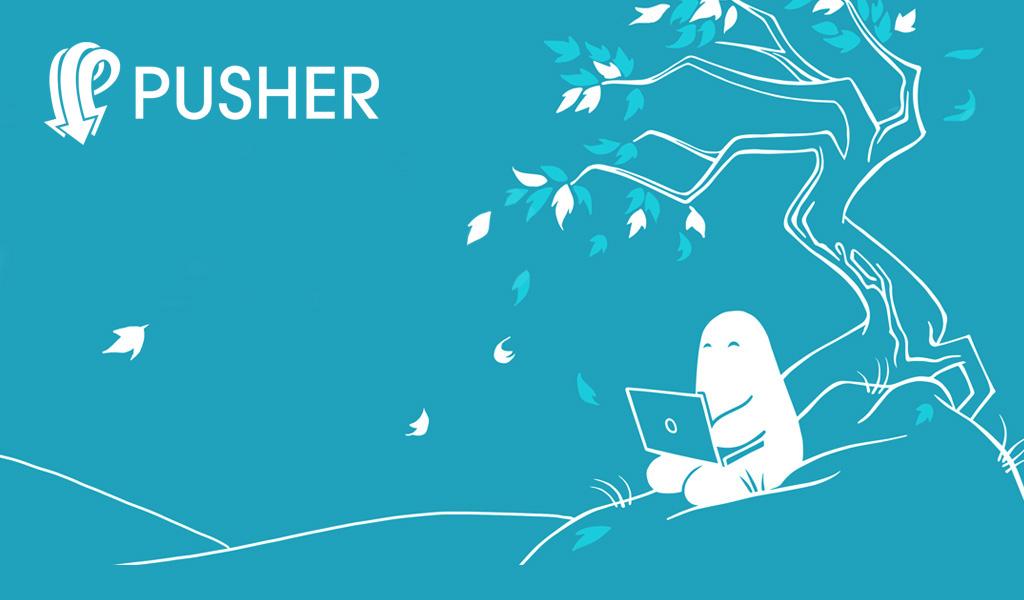 Pusher_rethinkDB_demo
