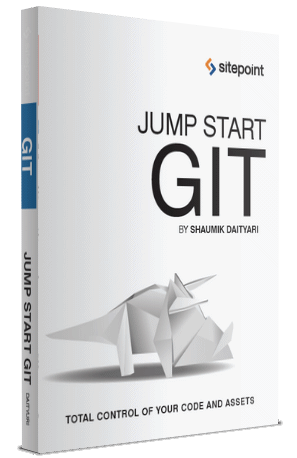 Jump Start Git cover