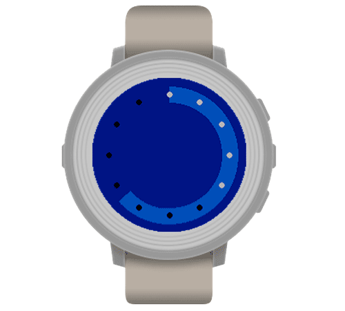 "The ""Time Dots"" watchface"