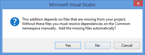 Common files