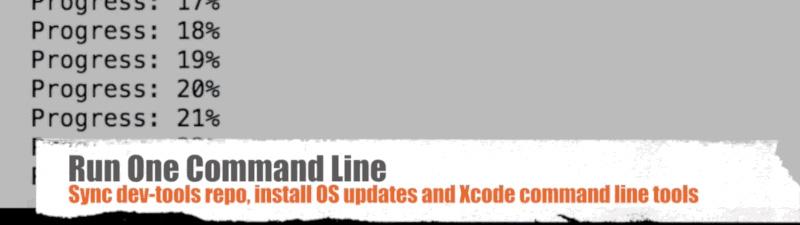 Mac OS X Dev Setup Reference