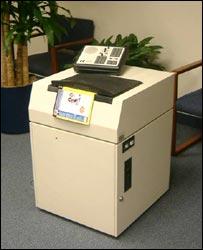 A Kurzweil Reading Machine