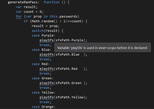 ReSharper detecting JavaScript duplicate declaration