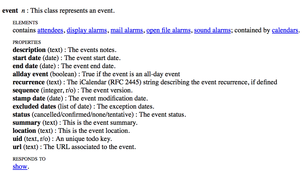 calendar_applescript_event