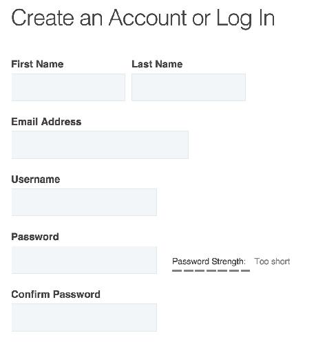 iThemes Sync Create Account