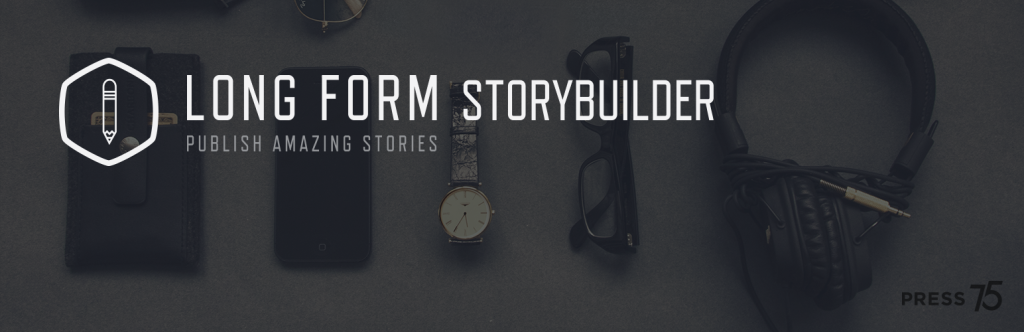 Long Form Storybuilder