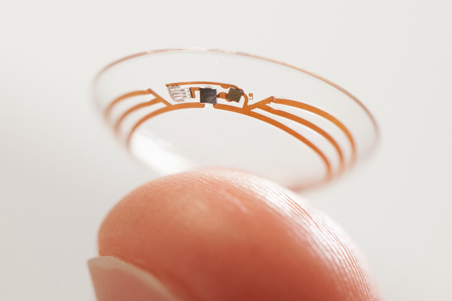 Wearable Contact Lens