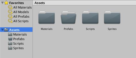 Adding folders