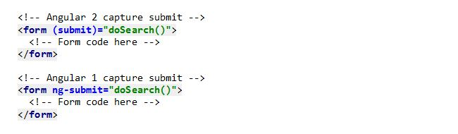 Properties and Events (Parentheses)