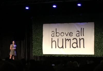 Ali Rayl at Above All Human