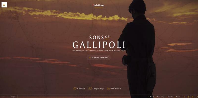 Sons of Gallipoli