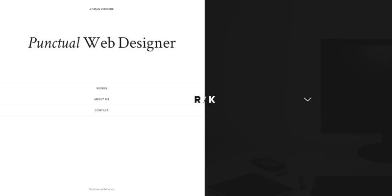 Roman Kirichik's site