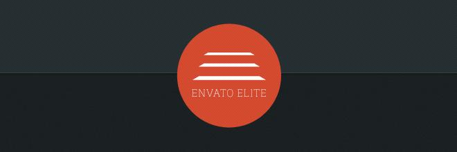 WordPress Marketplaces - Envato Elite Logo