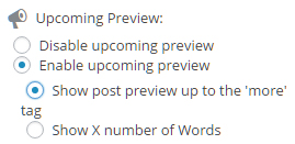 post preview admin enabled