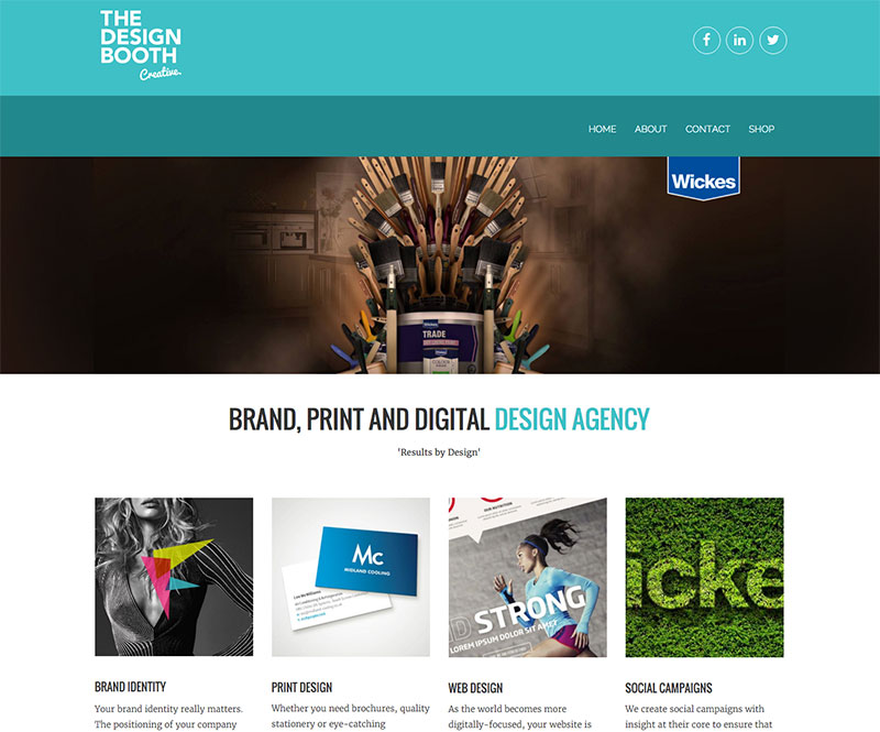 Design Booth Creative