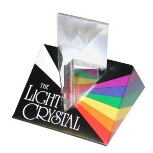 A crystal prism available on EBay.