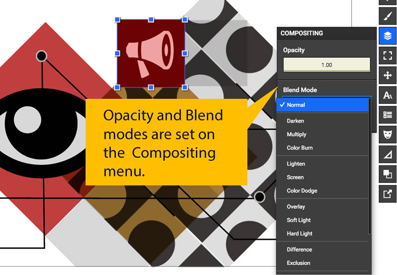 Opacity and Blend Modes