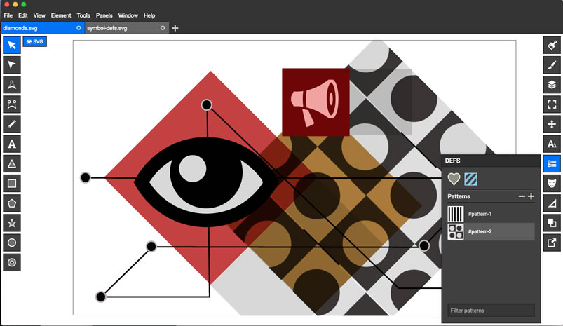 The Boxy SVG UI