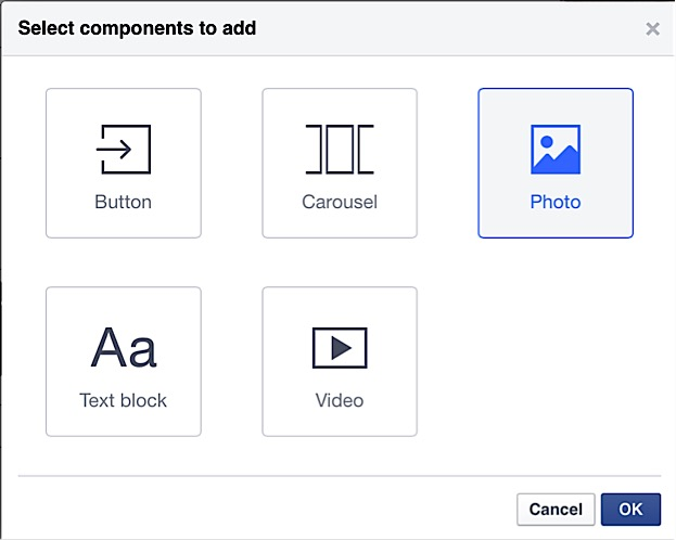 Add Components
