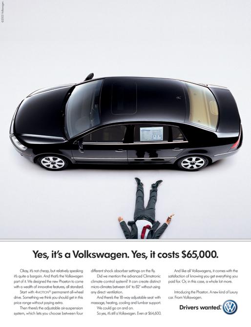 Yes it's a Volkswagen