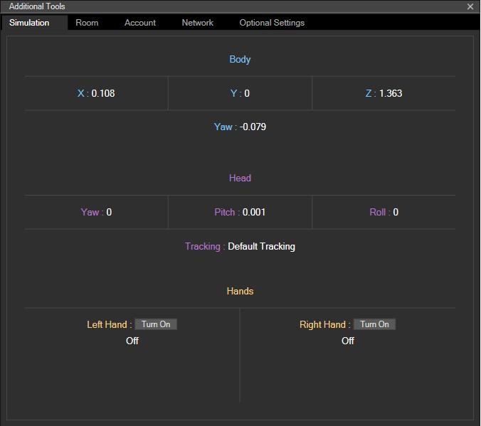 HoloLens Emulator Tools