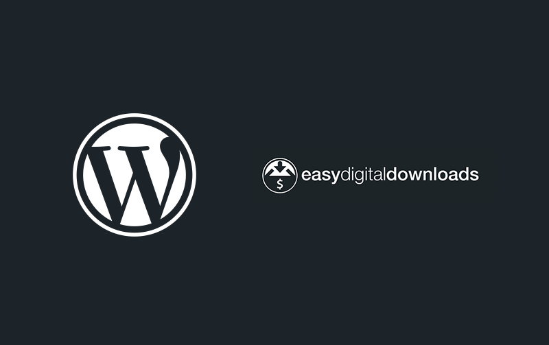 WordPress Ecommerce with Easy Digital Downloads