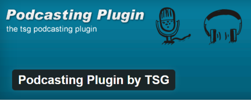 podcasting plugin by tsg
