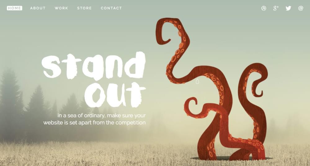 Denise Chandler's portfolio site