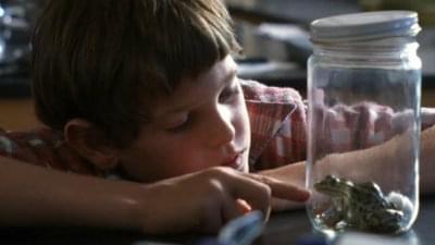 E.T. Elliot in science class