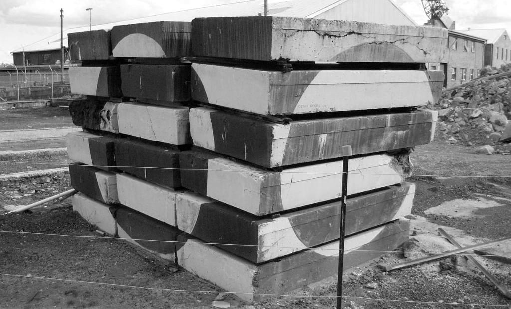 Concrete Stack Walker