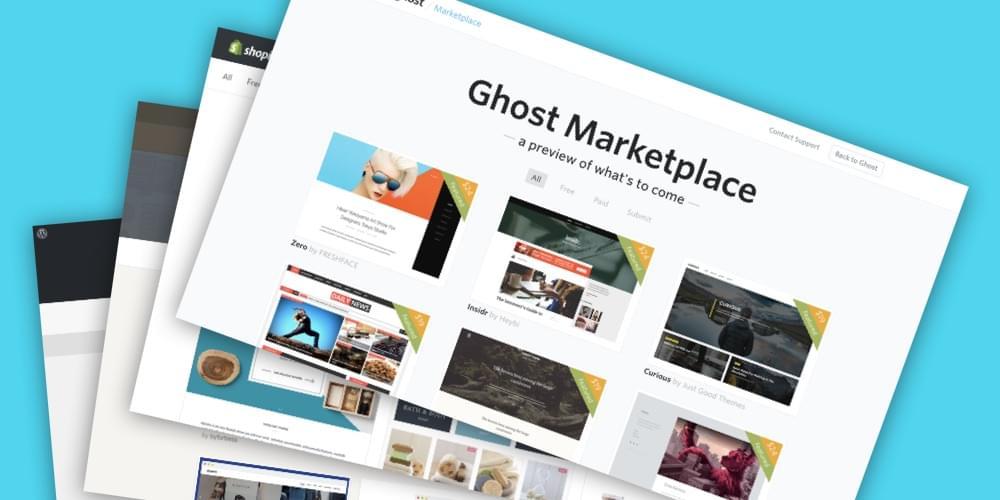 Theme Marketplaces