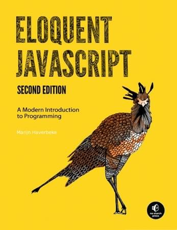 1. Best Book for Learning JavaScript - Eloquent JavaScript, 2nd Edition