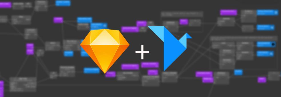 Origami + Sketch