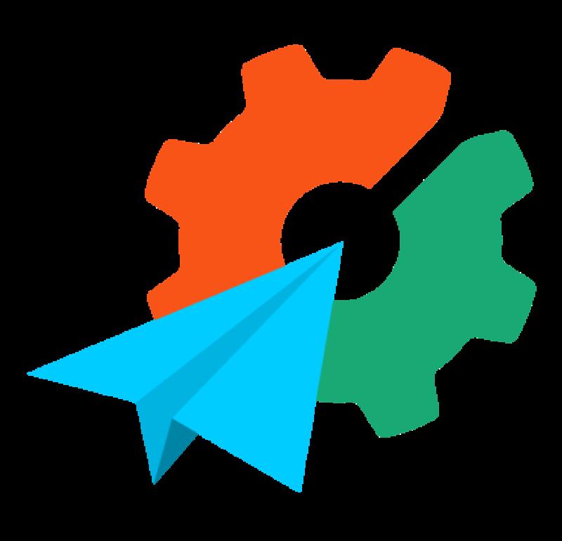 Combination of SemaphoreCI and Deployer logos