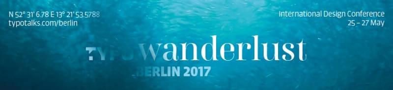 TYPO Berlin 2017
