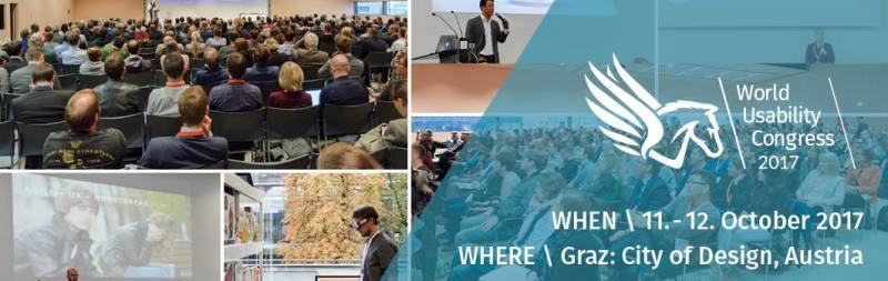 World Usability Congress 2017