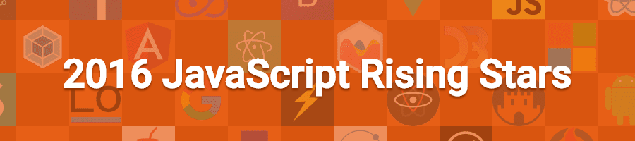 2016 JavaScript Rising Stars