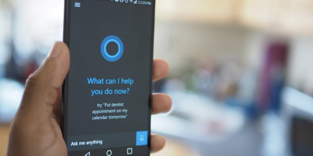 Conversational UI in mobile design