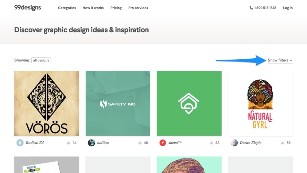 How to find a designer