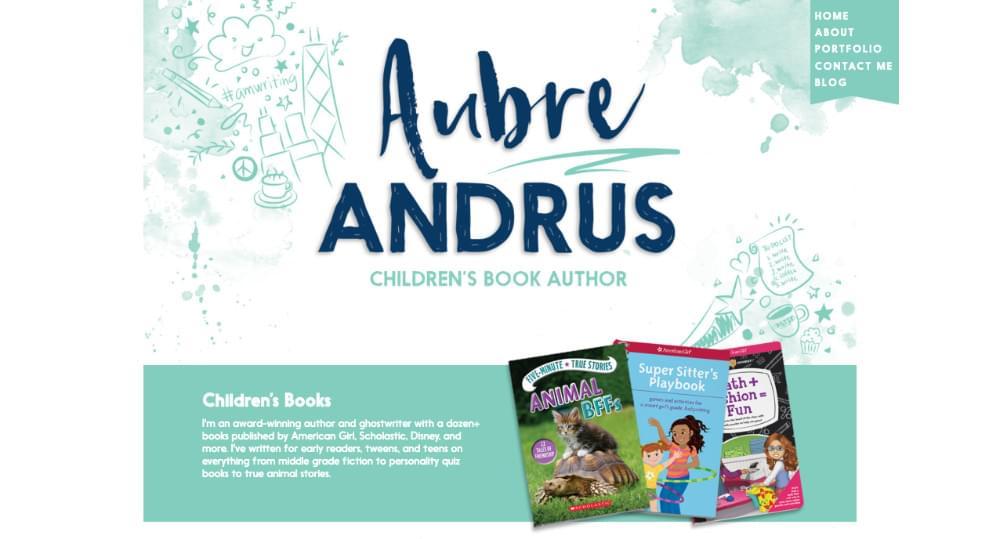 Aubre Andrus Portfolio