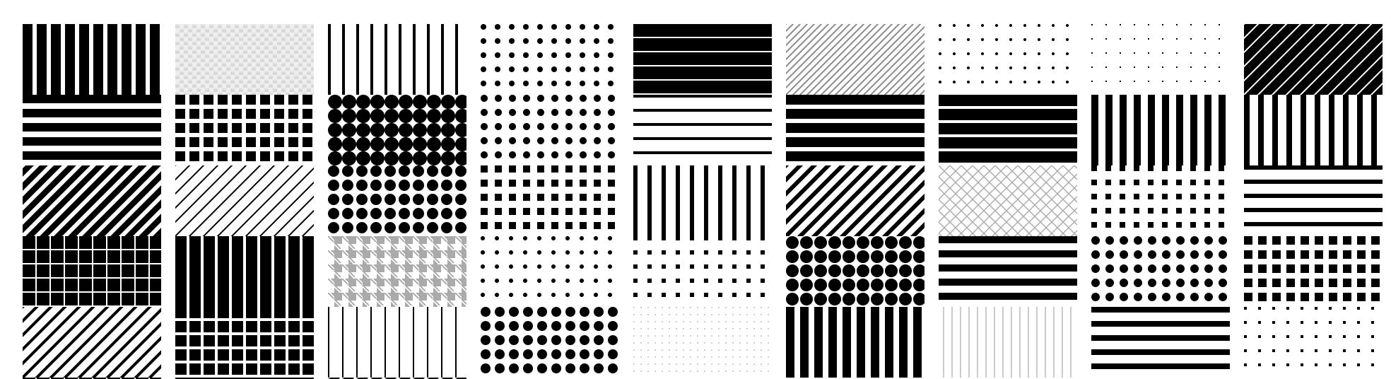 Iros Patterns