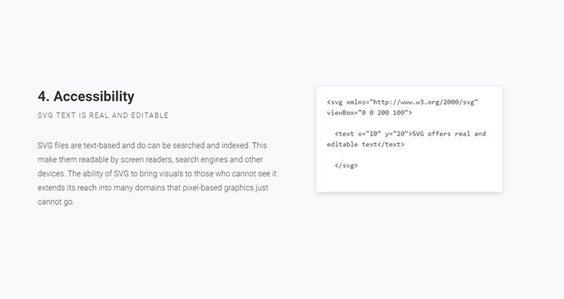 WebSlides Presentation Demo: Slide 10