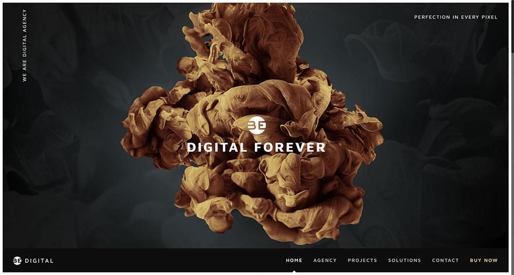 Be Theme - Digital