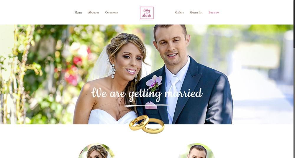 Be Theme - Wedding2