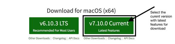 npm installer