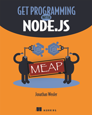Get Programming with Node.js Cover
