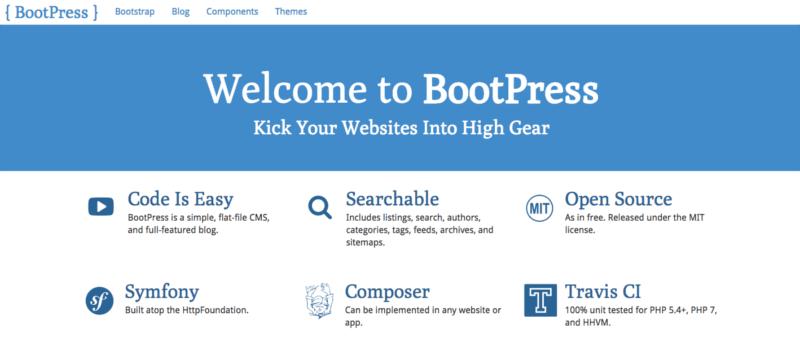 BootPress