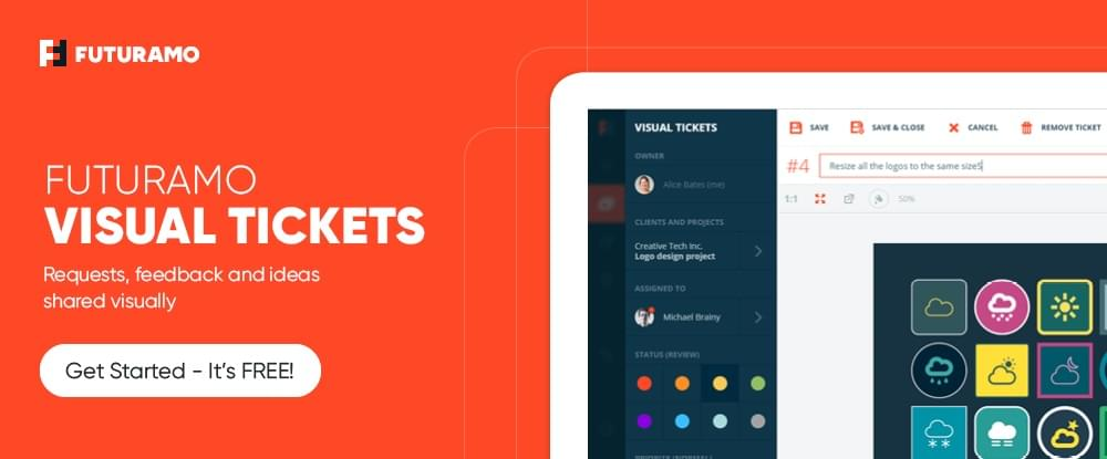 Futuramo Visual Tickets