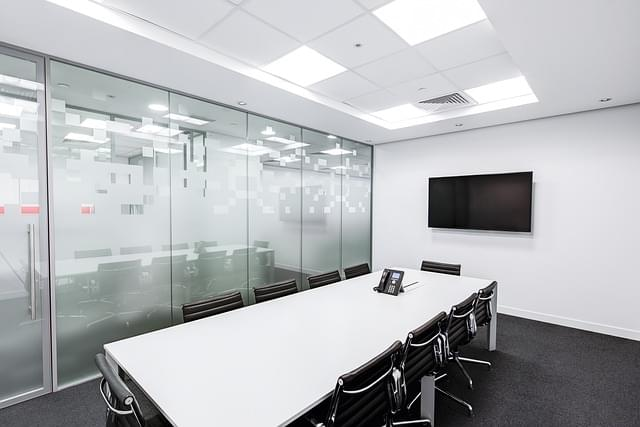 An office room