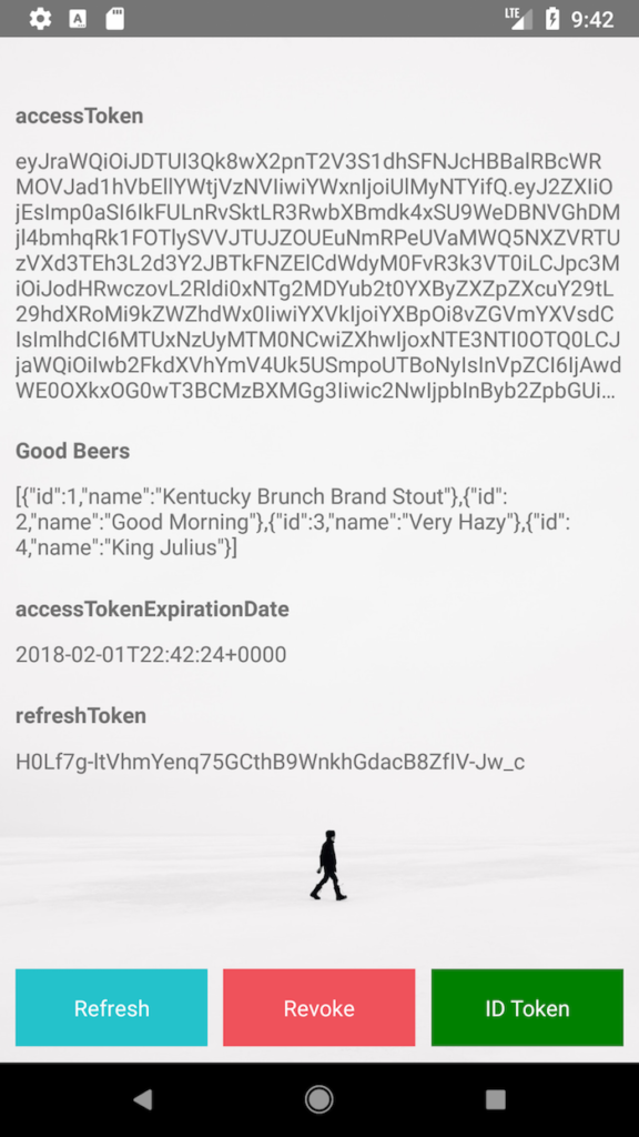 Good Beers on Android